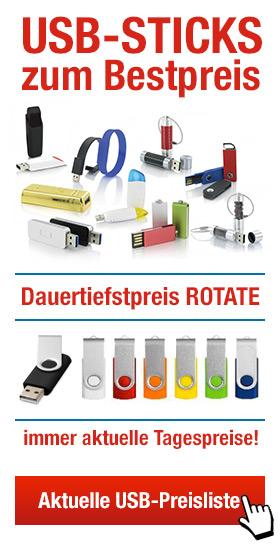 Aktuelle USB-Preisliste